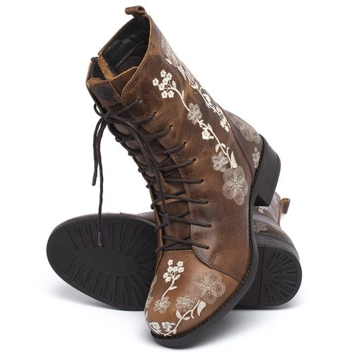 Laranja_Lima_Shoes_Sapatos_Femininos_Bota_Cano_Curto_Salto_de_2_cm_em_Couro_Caramelo_-_Codigo_-_141084_2