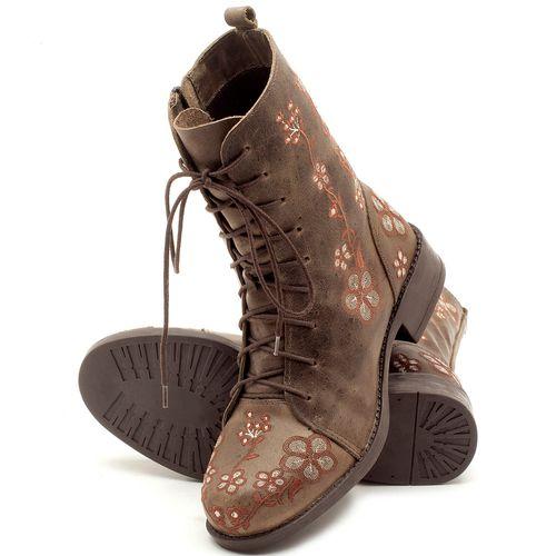 Laranja_Lima_Shoes_Sapatos_Femininos_Bota_Cano_Curto_Salto_de_2_cm_em_Couro_Verde_-_Codigo_-_141083_2