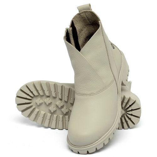 Laranja_Lima_Shoes_Sapatos_Femininos_Bota_Cano_Curto_em_Couro_Off-White_-_Codigo_-_137238_2