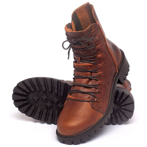 Laranja_Lima_Shoes_Sapatos_Femininos_Bota_Cano_Curto_Salto_de_4_cm_em_Couro_Laranja_-_Codigo_-_137246_2