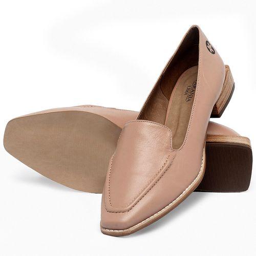 Laranja_Lima_Shoes_Sapatos_Femininos_Sapato_Laranja_Lima_Shoes_Salto_de_3_cm_em_Couro_Nude_-_Codigo_-_9484_2