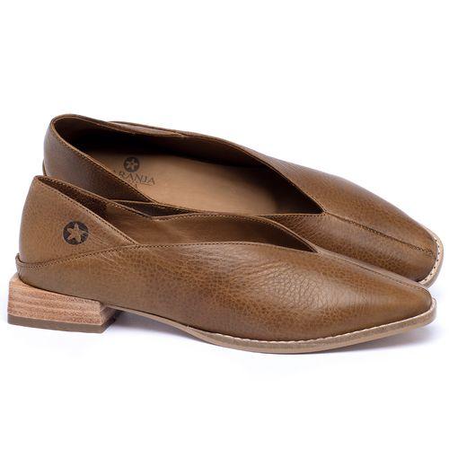 Laranja_Lima_Shoes_Sapatos_Femininos_Sapato_Laranja_Lima_Shoes_em_Couro_Caramelo_-_Codigo_-_9499_1