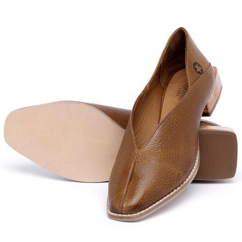 Laranja_Lima_Shoes_Sapatos_Femininos_Sapato_Laranja_Lima_Shoes_em_Couro_Caramelo_-_Codigo_-_9499_2