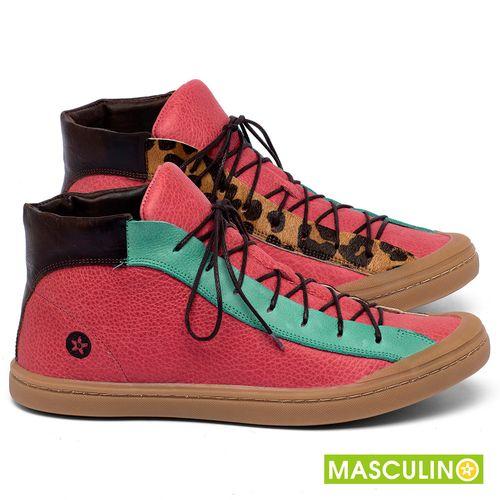 Laranja_Lima_Shoes_Sapatos_Masculinos_Tenis_Masculino_Cano_Alto_em_Couro_Colorido_-_Codigo_-_141141_1