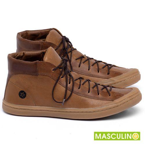 Laranja_Lima_Shoes_Sapatos_Masculinos_Tenis_Masculino_Cano_Alto_em_Couro_Caramelo_-_Codigo_-_141141_1