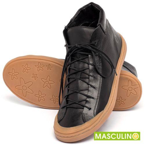 Laranja_Lima_Shoes_Sapatos_Masculinos_Tenis_Masculino_Cano_Alto_em_Couro_Preto_-_Codigo_-_141141_2