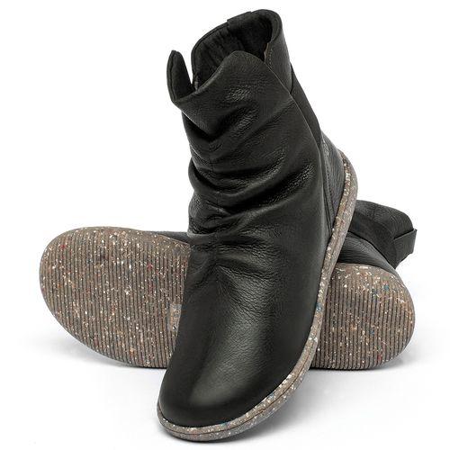 Laranja_Lima_Shoes_Sapatos_Femininos_Flat_Boot_em_Couro_Preto_-_Codigo_-_137257_2