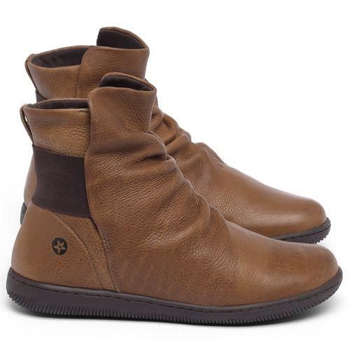 Laranja_Lima_Shoes_Sapatos_Femininos_Flat_Boot_em_Couro_Caramelo_-_Codigo_-_137257_1