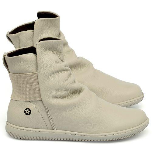 Laranja_Lima_Shoes_Sapatos_Femininos_Flat_Boot_em_Couro_Off-White_-_Codigo_-_137257_1