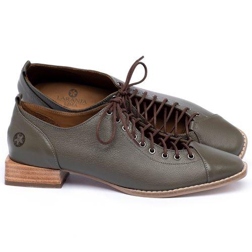 Laranja_Lima_Shoes_Sapatos_Femininos_Sapato_Laranja_Lima_Shoes_em_Couro_Verde_-_Codigo_-_9498_1