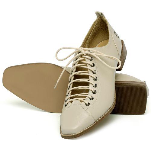 Laranja_Lima_Shoes_Sapatos_Femininos_Sapato_Laranja_Lima_Shoes_em_Couro_Off-White_-_Codigo_-_9498_2