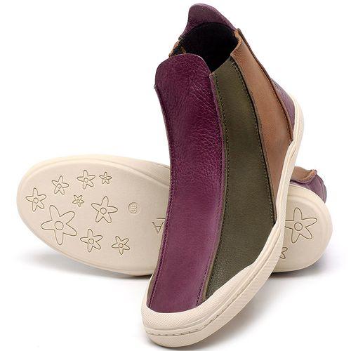 Laranja_Lima_Shoes_Sapatos_Femininos_Tenis_Cano_Alto_em_Couro_Multicolor_-_Codigo_-_141130_2