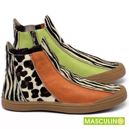 Laranja_Lima_Shoes_Sapatos_Masculinos_Tenis_Masculino_Cano_Alto_em_Couro_Colorido_-_Codigo_-_141140_1