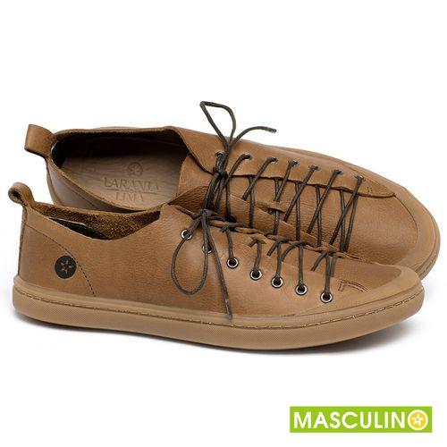 Laranja_Lima_Shoes_Sapatos_Masculinos_Tenis_Masculino_Cano_Baixo_em_Couro_Caramelo_-_Codigo_-_141142_1