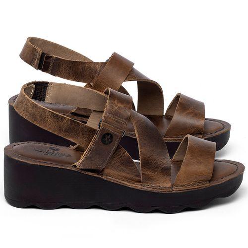 Laranja_Lima_Shoes_Sapatos_Femininos_Anabela_Tratorada_Salto_de_5_cm_em_Couro_Caramelo_-_Codigo_-_141170_1