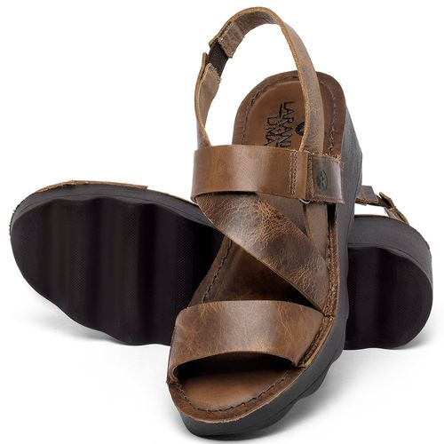 Laranja_Lima_Shoes_Sapatos_Femininos_Anabela_Tratorada_Salto_de_5_cm_em_Couro_Caramelo_-_Codigo_-_141170_2