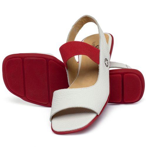 Laranja_Lima_Shoes_Sapatos_Femininos_Sapatilha_Peep_Toe_em_Couro_Off-White_-_Codigo_-_9501_2