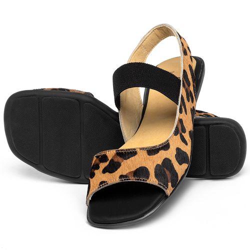 Laranja_Lima_Shoes_Sapatos_Femininos_Sapatilha_Peep_Toe_em_Couro_Animal_Print_-_Codigo_-_9501_2