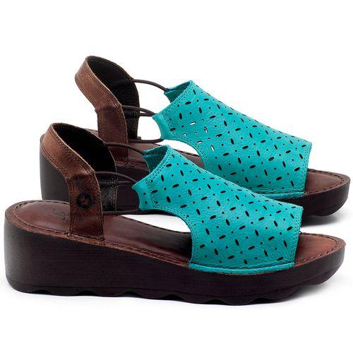 Laranja_Lima_Shoes_Sapatos_Femininos_Anabela_Tratorada_Salto_de_5_cm_em_Couro_Azul_-_Codigo_-_141038_1