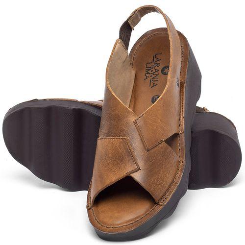 Laranja_Lima_Shoes_Sapatos_Femininos_Anabela_Tratorada_Salto_de_5_cm_em_Couro_Caramelo_-_Codigo_-_141166_2