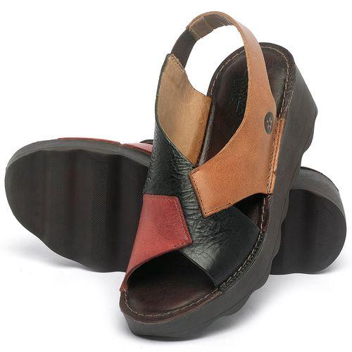 Laranja_Lima_Shoes_Sapatos_Femininos_Anabela_Tratorada_Salto_de_5_cm_em_Couro_Multicolor_-_Codigo_-_141166_2