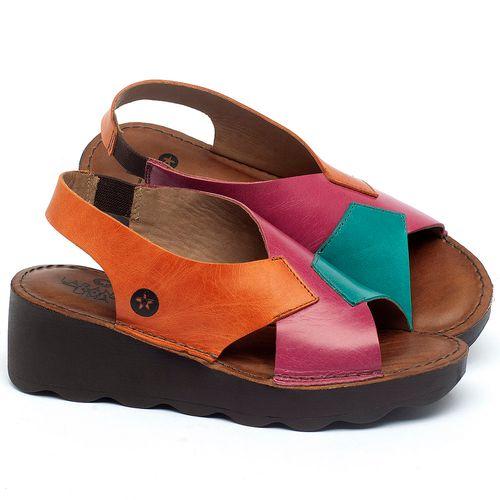Laranja_Lima_Shoes_Sapatos_Femininos_Anabela_Tratorada_Salto_de_5_cm_em_Couro_Colorido_-_Codigo_-_141166_1