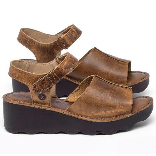 Laranja_Lima_Shoes_Sapatos_Femininos_Anabela_Tratorada_Salto_de_5_cm_em_Couro_Caramelo_-_Codigo_-_141168_1