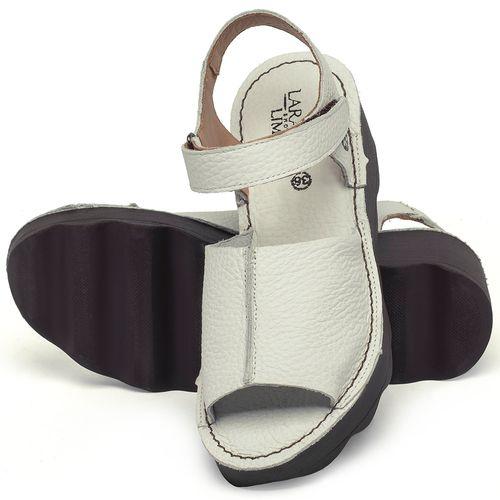Laranja_Lima_Shoes_Sapatos_Femininos_Anabela_Tratorada_Salto_de_5_cm_em_Couro_Off-White_-_Codigo_-_141168_2