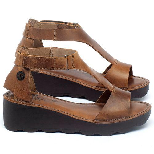 Laranja_Lima_Shoes_Sapatos_Femininos_Anabela_Tratorada_Salto_de_5_cm_em_Couro_Caramelo_-_Codigo_-_141173_1