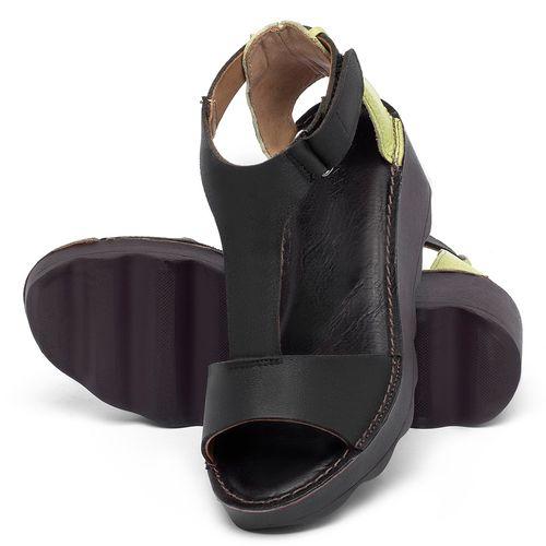 Laranja_Lima_Shoes_Sapatos_Femininos_Anabela_Tratorada_Salto_de_5_cm_em_Couro_Multicolor_-_Codigo_-_141173_2