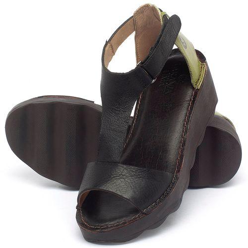 Laranja_Lima_Shoes_Sapatos_Femininos_Anabela_Tratorada_Salto_de_5_cm_em_Couro_Preto_-_Codigo_-_141173_2