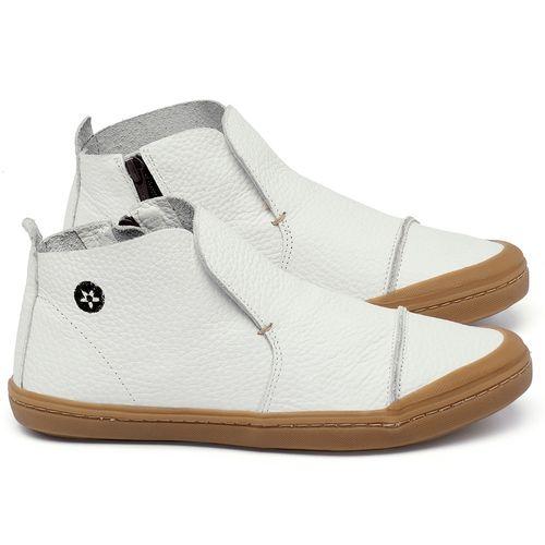 Laranja_Lima_Shoes_Sapatos_Femininos_Tenis_Cano_Alto_em_Couro_Off-White_-_Codigo_-_141074_1