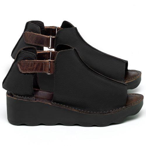 Laranja_Lima_Shoes_Sapatos_Femininos_Anabela_Tratorada_Salto_de_Frente_2_cm_e_Atras_5_cm_em_Couro_Preto_-_Codigo_-_141007_1
