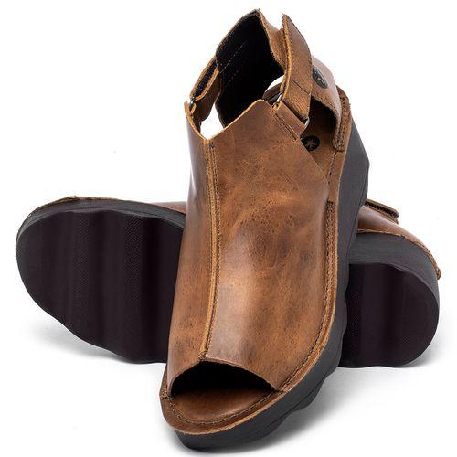 Laranja_Lima_Shoes_Sapatos_Femininos_Anabela_Tratorada_Salto_de_Frente_2_cm_e_Atras_5_cm_em_Couro_Marrom_-_Codigo_-_141007_2