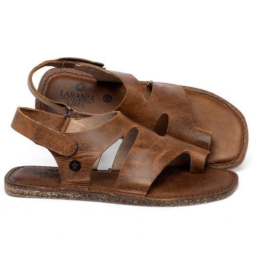 Laranja_Lima_Shoes_Sapatos_Femininos_Sandalia_Rasteira_Flat_em_Couro_Caramelo_-_Codigo_-_141206_1