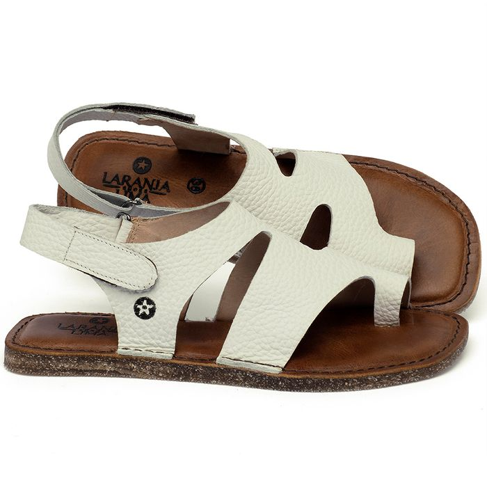 Laranja_Lima_Shoes_Sapatos_Femininos_Sandalia_Rasteira_Flat_em_Couro_Off-White_-_Codigo_-_141206_1