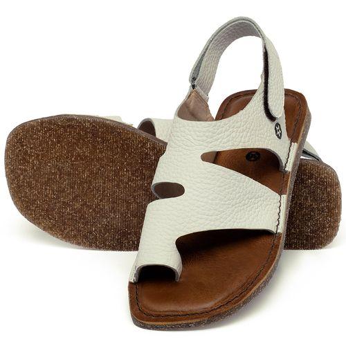 Laranja_Lima_Shoes_Sapatos_Femininos_Sandalia_Rasteira_Flat_em_Couro_Off-White_-_Codigo_-_141206_2