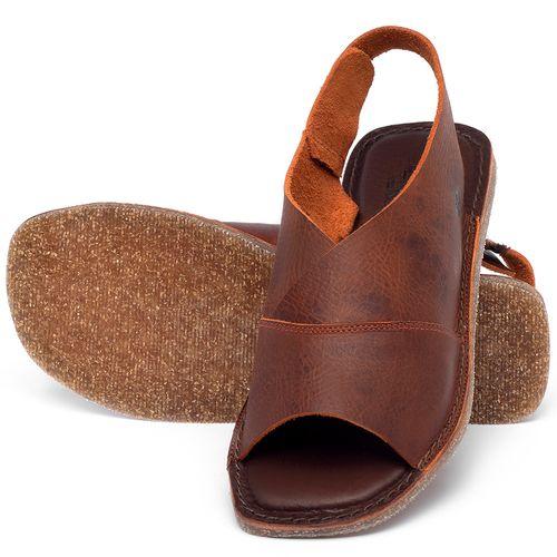 Laranja_Lima_Shoes_Sapatos_Femininos_Sandalia_Rasteira_Flat_em_Couro_Laranja_-_Codigo_-_141209_2