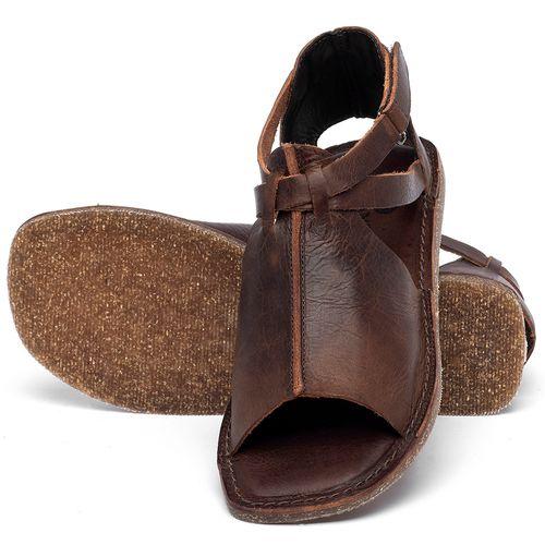 Laranja_Lima_Shoes_Sapatos_Femininos_Sandalia_Rasteira_Flat_em_Couro_Marrom_-_Codigo_-_141210_2