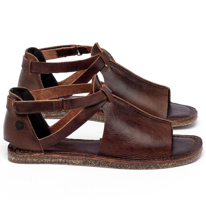 Laranja_Lima_Shoes_Sapatos_Femininos_Sandalia_Rasteira_Flat_em_Couro_Marrom_-_Codigo_-_141210_1