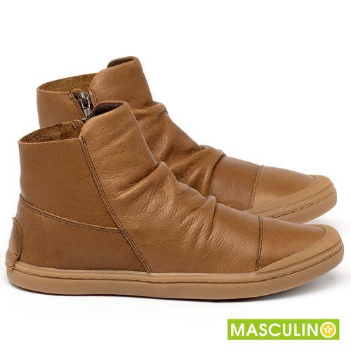 Laranja_Lima_Shoes_Sapatos_Masculinos_Tenis_Masculino_Cano_Alto_em_Couro_Caramelo_-_Codigo_-_141197_1