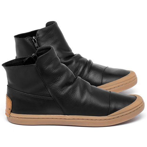 Laranja_Lima_Shoes_Sapatos_Masculinos_Tenis_Masculino_Cano_Alto_em_Couro_Preto_-_Codigo_-_141197_1