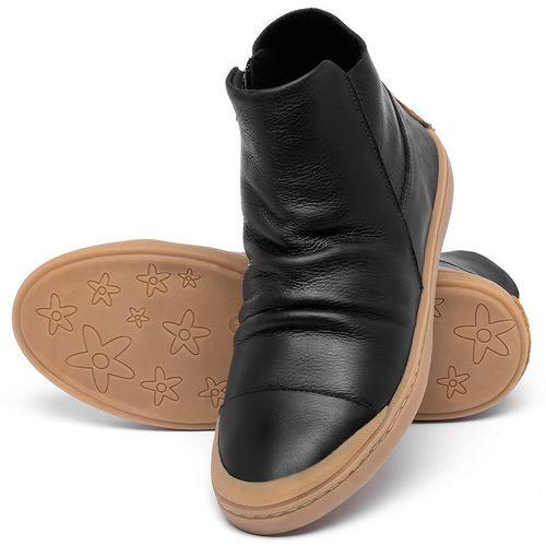 Laranja_Lima_Shoes_Sapatos_Masculinos_Tenis_Masculino_Cano_Alto_em_Couro_Preto_-_Codigo_-_141197_2