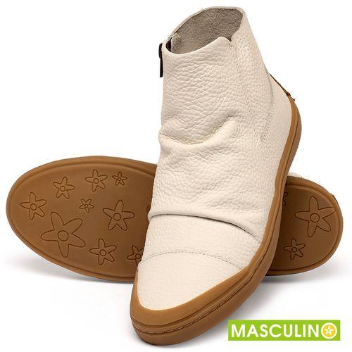 Laranja_Lima_Shoes_Sapatos_Masculinos_Tenis_Masculino_Cano_Alto_em_Couro_Off-White_-_Codigo_-_141197_2