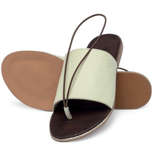 Laranja_Lima_Shoes_Sapatos_Femininos_Sandalia_Rasteira_Flat_em_Couro_Off-White_-_Codigo_-_3657_2