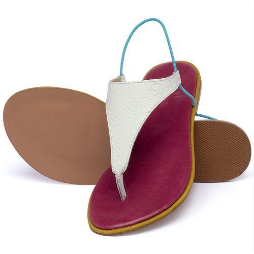 Laranja_Lima_Shoes_Sapatos_Femininos_Sandalia_Rasteira_Flat_em_Couro_Colorido_-_Codigo_-_3720_2