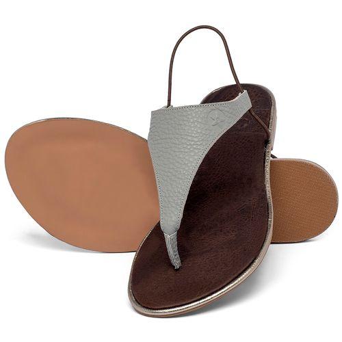 Laranja_Lima_Shoes_Sapatos_Femininos_Sandalia_Rasteira_Flat_em_Couro_Cinza_-_Codigo_-_3720_2