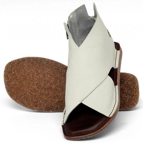 Laranja_Lima_Shoes_Sapatos_Femininos_Sandalia_Rasteira_Flat_em_Couro_Off-White_-_Codigo_-_141205_2