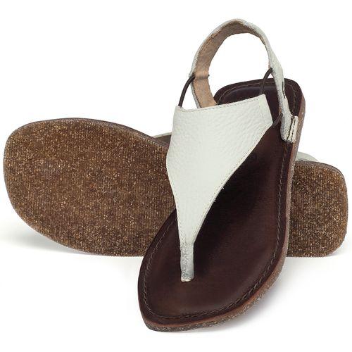 Laranja_Lima_Shoes_Sapatos_Femininos_Sandalia_Rasteira_Flat_em_Couro_Off-White_-_Codigo_-_141203_2