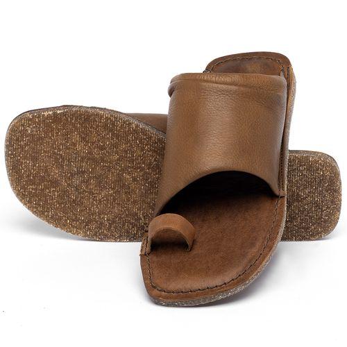 Laranja_Lima_Shoes_Sapatos_Femininos_Sandalia_Rasteira_Flat_em_Couro_Caramelo_-_Codigo_-_141204_2